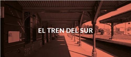 El tren del sur - Cuento de Pablo Mourier - Leer