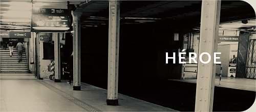 Héroe - Cuento de Pablo Mourier - Escuchar