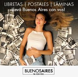 Buenos Aires va con vos
